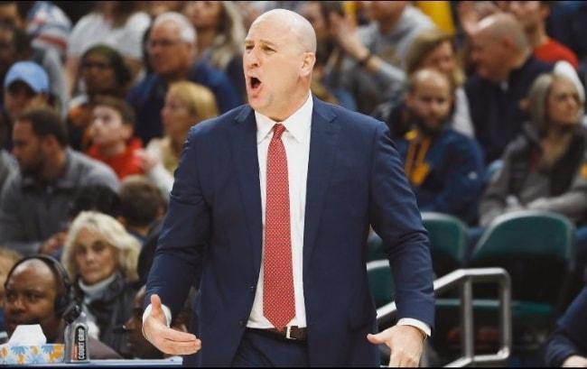 Jim Boylen, nuevo entrenador de los Bulls, impone la mili tras el ridículo ante los Celtics.