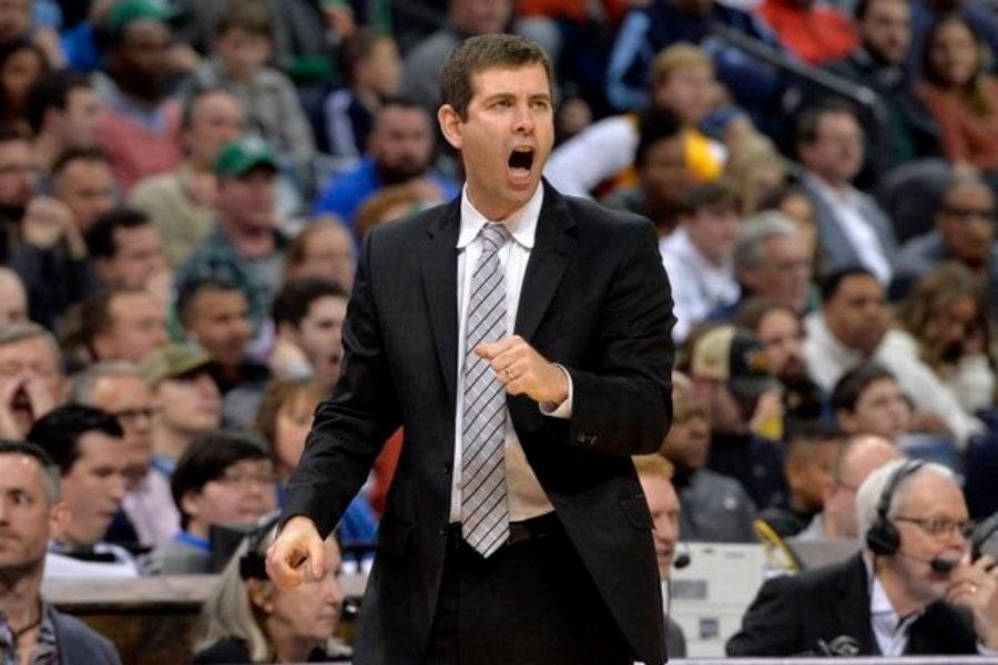 Brad Stevens talento Celtics