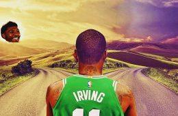 Celtics Smart Irving
