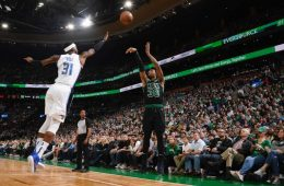 Marcus Smart lesionado contra los Magic