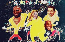 Lakers Magic Johnson