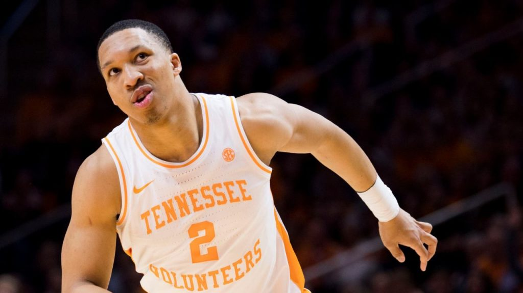 Grant Williams Draft 2019