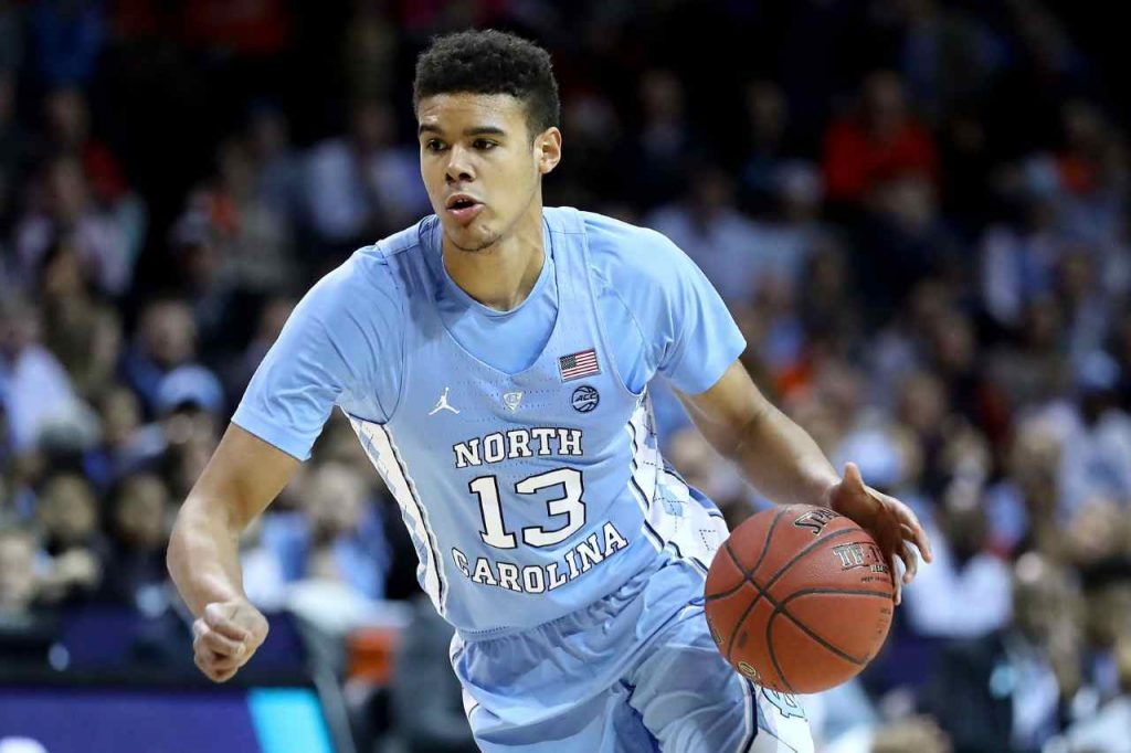 Cameron Johnson Draft