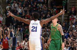 Celtics Sixers