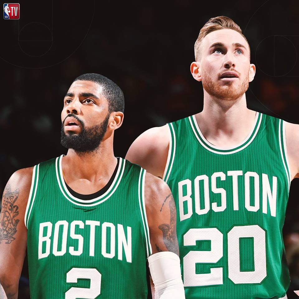 Kyrie Irving ofensiva Celtics