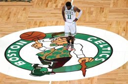 kyrie irving boston celtics pacers