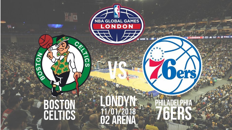 Los Boston Celtics visitan Londres