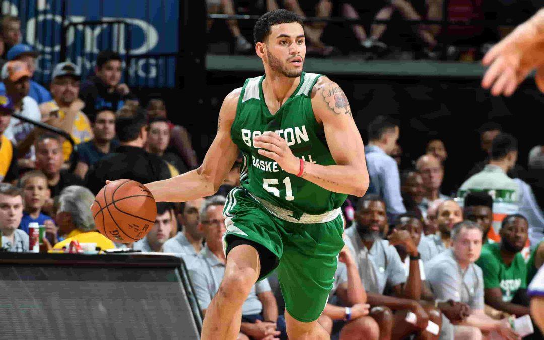 Nader y Ojeleye completan la plantilla de los Celtics
