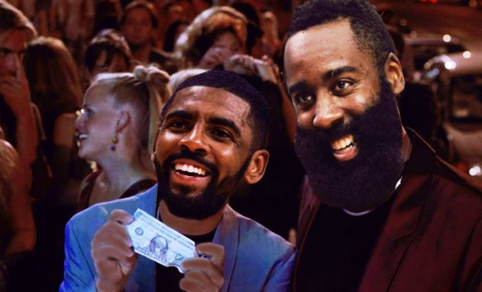 Irving Harden Celtics