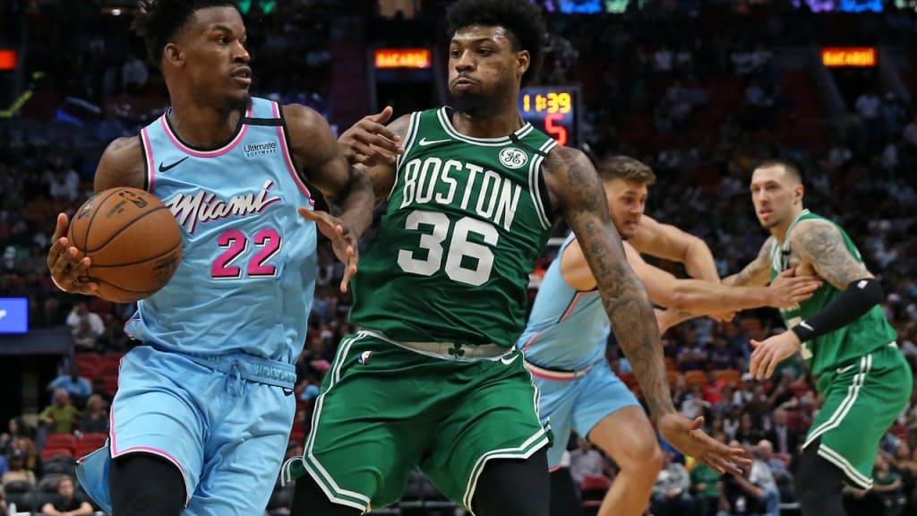Celtics Heat