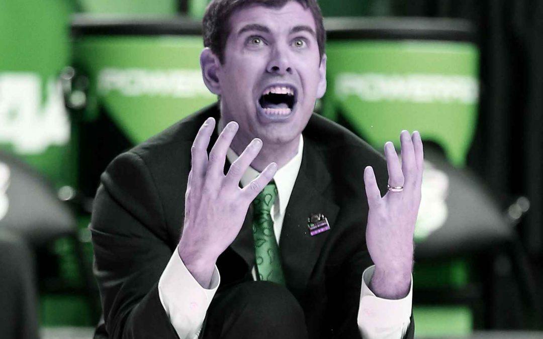 ¿Qué les pasa a los Boston Celtics?
