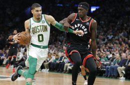 Celtics Raptors