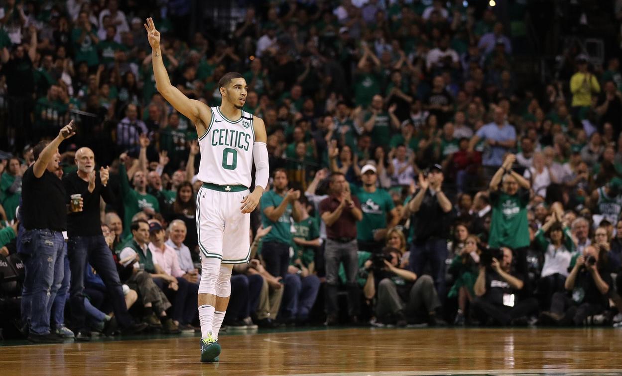 Jayson Tatum es el premio que se merecen las dos generaciones de aficionados de los Boston Celtics que solo tuvieron a Paul Pierce como referente
