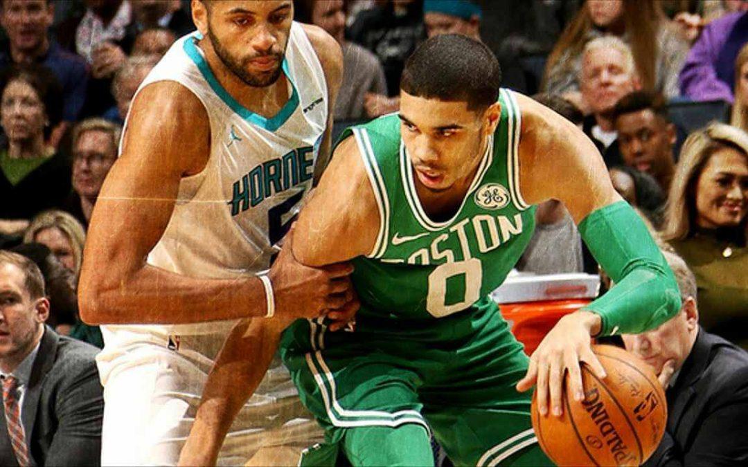 Jayson Tatum salva a los Boston Celtics de sí mismos en Charlotte