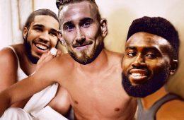 Celtics Trio