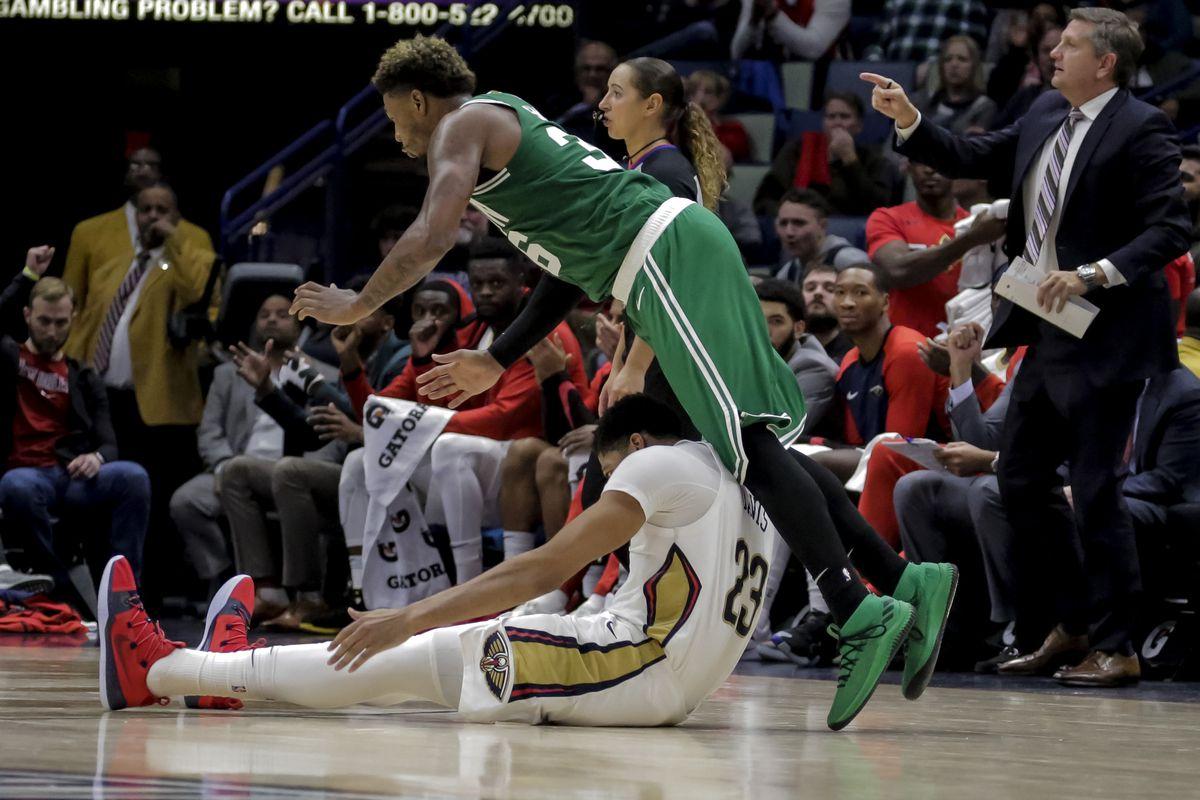 Smart Davis Celtics