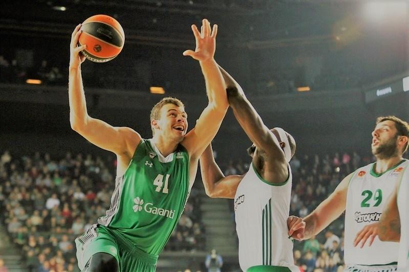 Ante Zizic, la nueva cara de los Boston Celtics